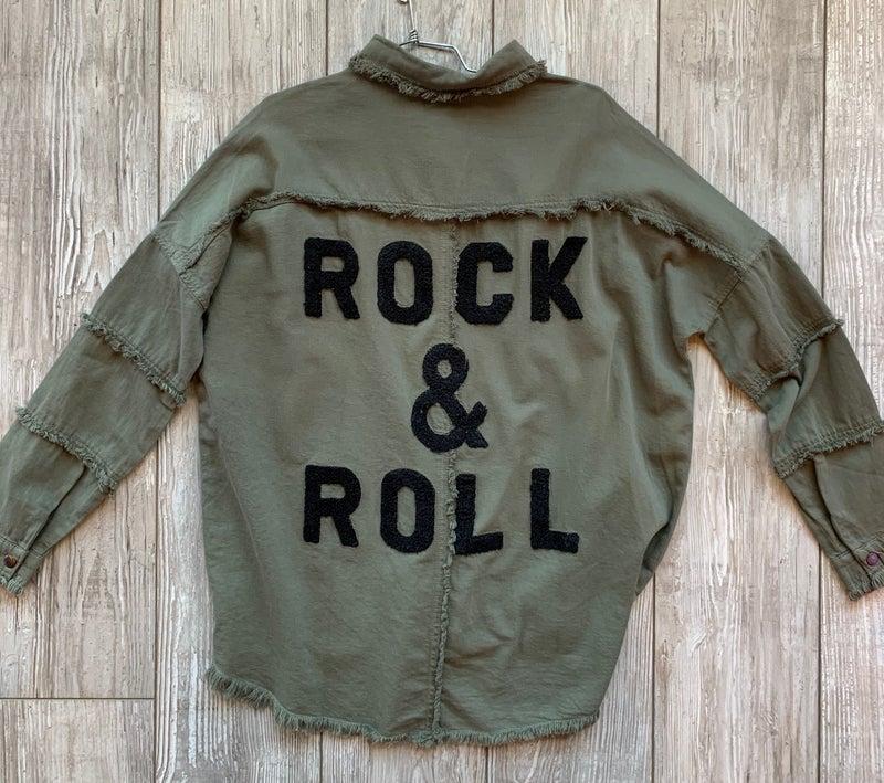 ROCK N ROLL JACKET