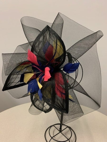 Betsy Fascinator *Final Sale*