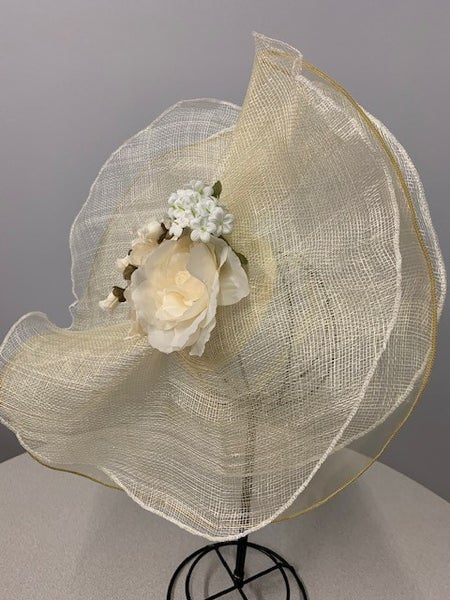 Stella Fascinator *Final Sale*