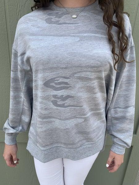 Camo Weekender grey