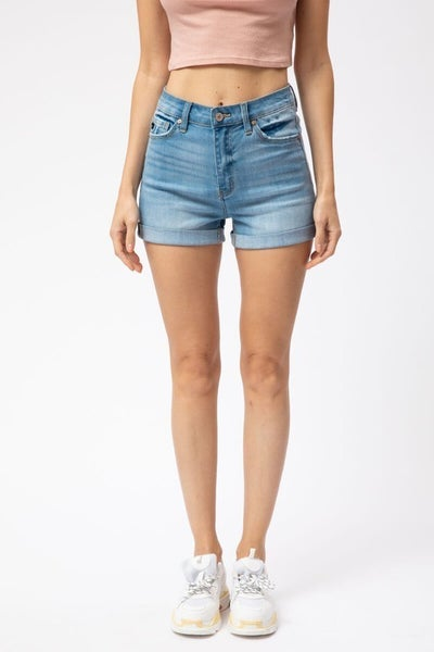Fave denim short