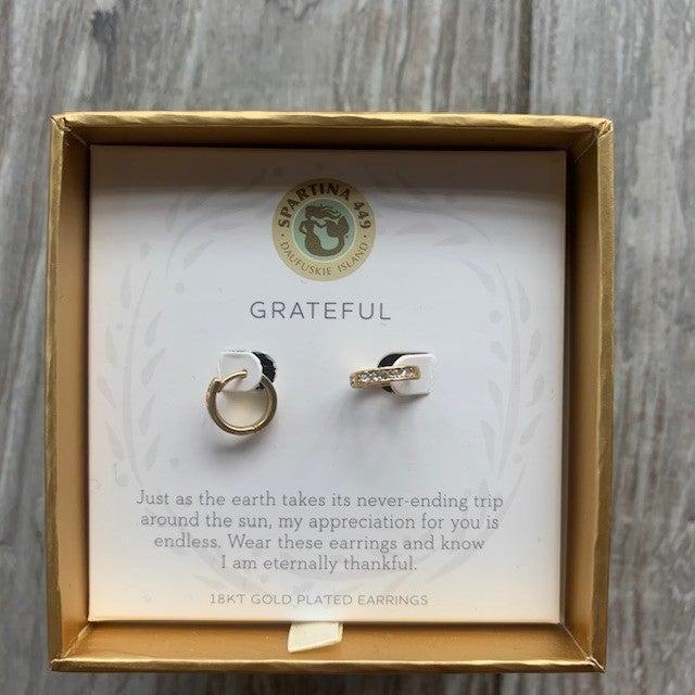 Grateful Earrings