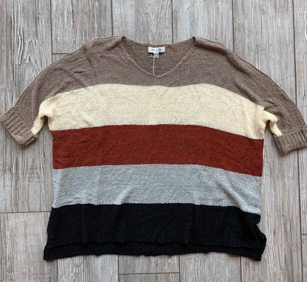 Mochachina Sweater