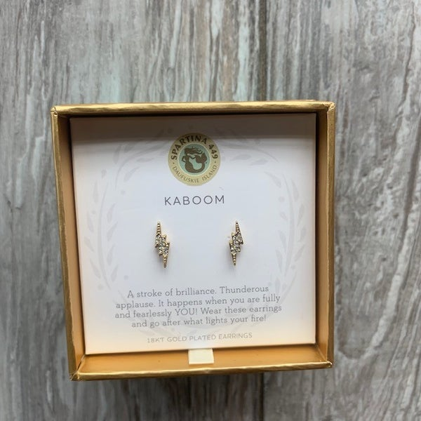 Kaboom Earrings