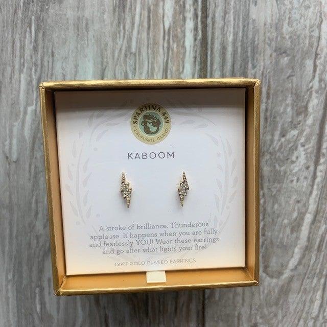 Kaboom Earrings