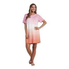 Cleo Tie Dye Tshirt dress