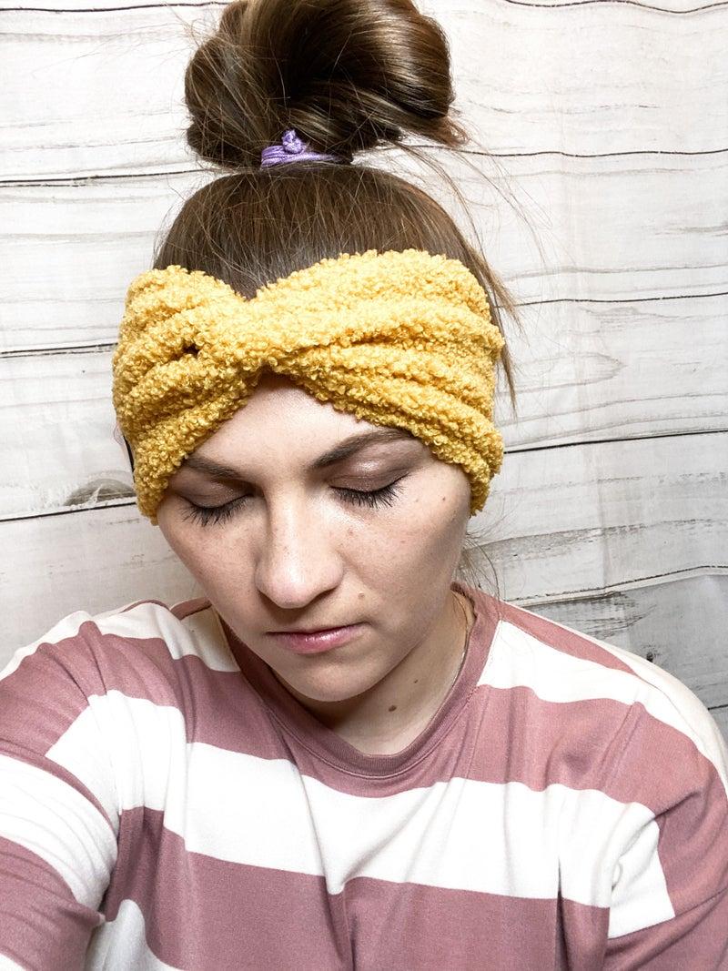 Knotty Head Wrap