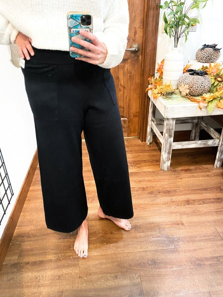Wide Leg Wonder Slacks