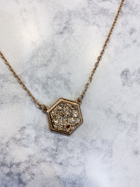 Diamond Tier Necklace