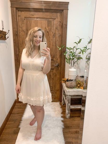 Vanilla Cupcake Dress
