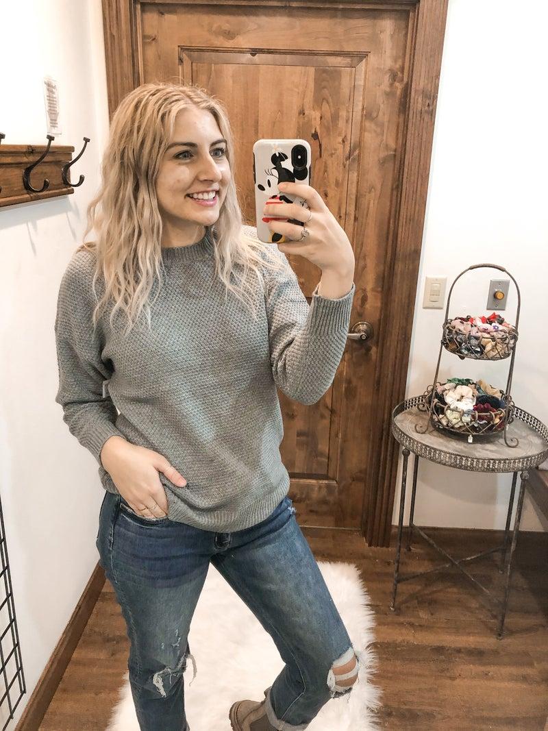 Gracie Gray Sweater