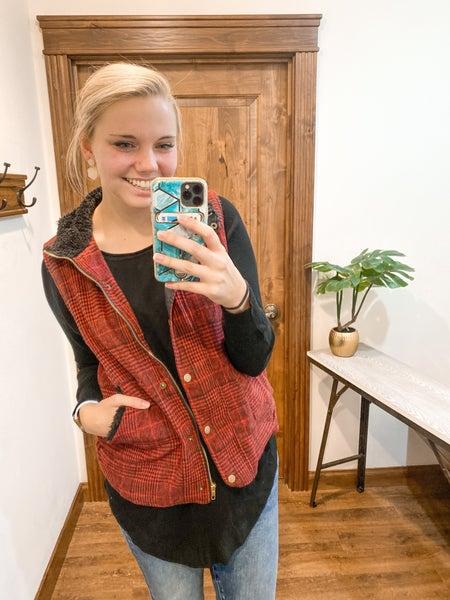 Redwoods Vest