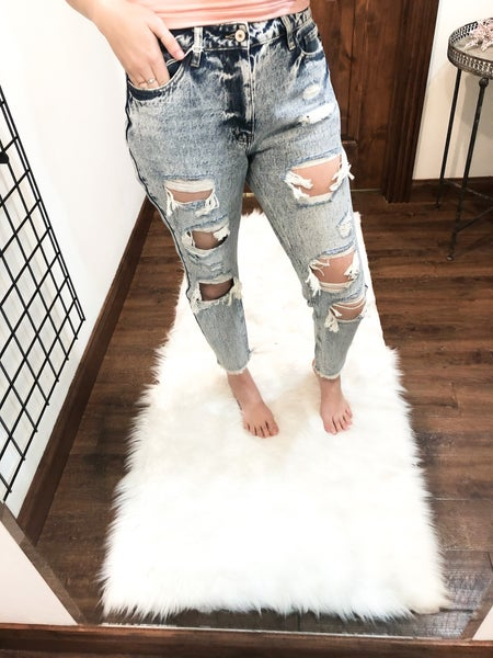 Wash Me Acid Jeans