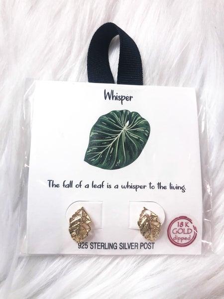 Whisper Earrings