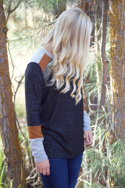 Sadie Stripe Long Sleeve