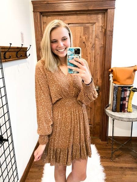 Cheetah Sisters Dress