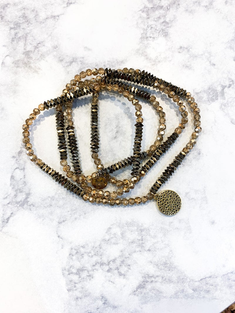 Just Like Heaven bracelet