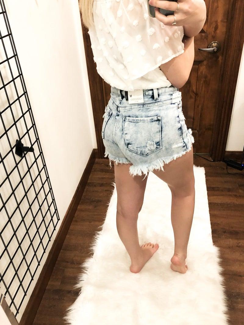 Little Miss Magic Shorts