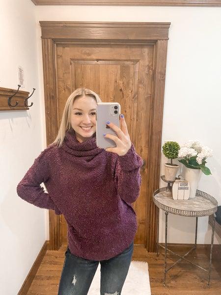 Perfect Purple Sweater