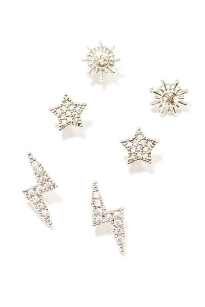 Vinnie Earrings Set