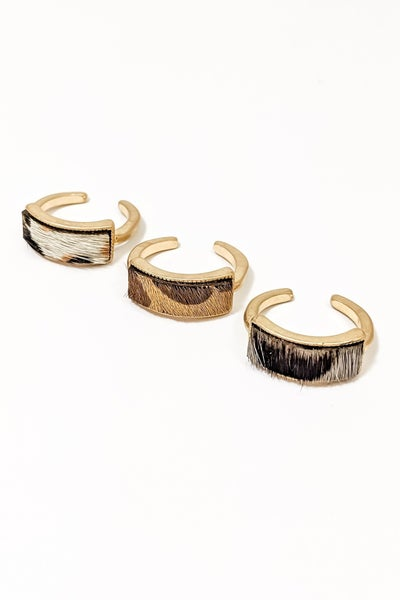 Evie Adjustable Ring