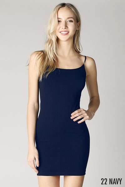 Camisole Dress Slip