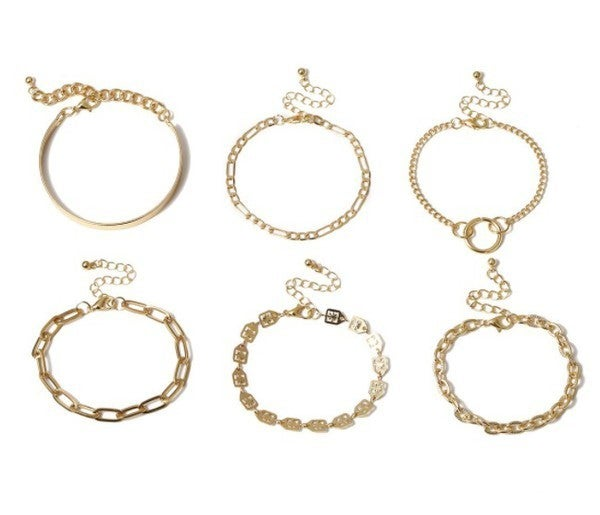 Multilayer Bracelet Set