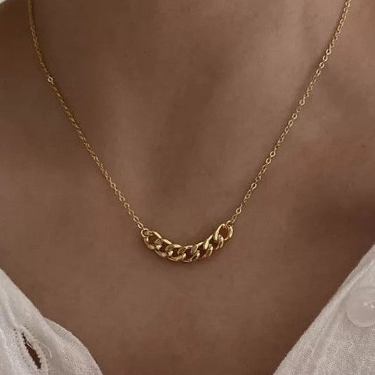 A Little Something Chain Necklace