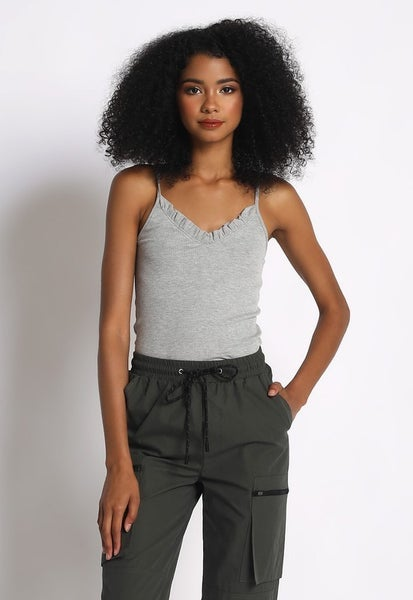 Camisole with Ruffle