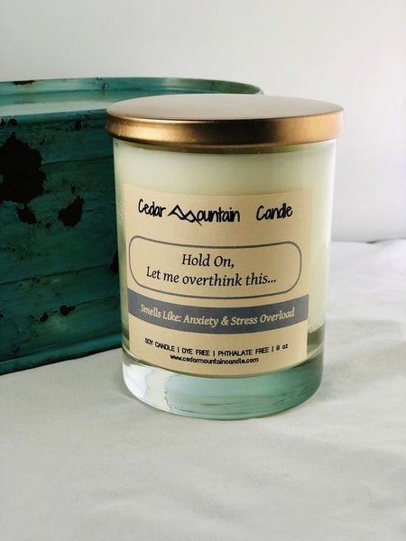 Cheeky Collection - Hold on, Let me overthink this - Beach Linen Scent