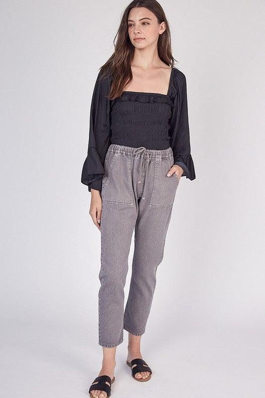 Colored Denim Pants *Final Sale*