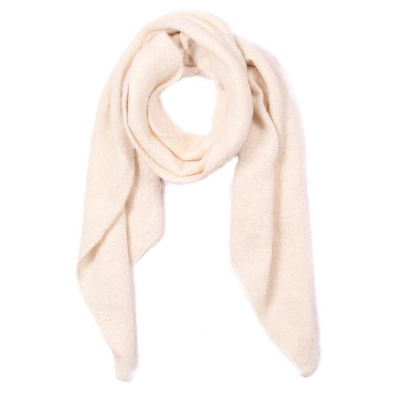Soft Knit Bias Cut Scarf