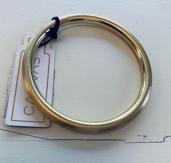 Brushed Gold Bracelet