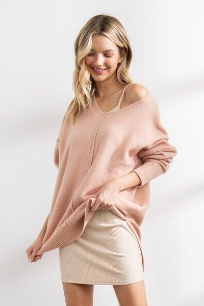 Celine Seam Sweater