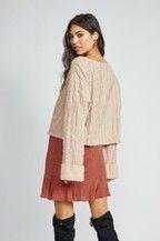 Like a  Dream Knit Top
