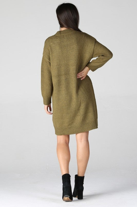 Sweater Dress *Final Sale*