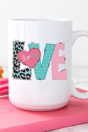 LOVE VDay Cup