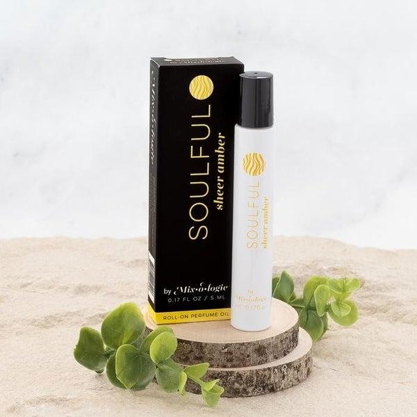 Soulful (Sheer Amber) Perfume Rollerball
