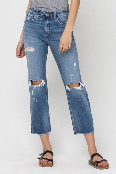 Flying Monkey Mom Jeans