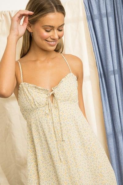 Tasha Mini Strappy Dress