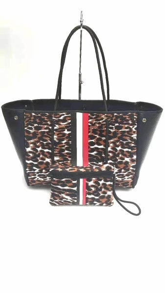 Greyson Wild Neoprene Tote *Final Sale*