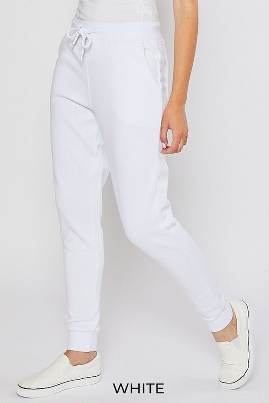Relaxed Fit Jogger