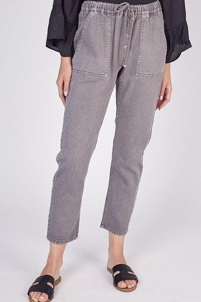 Colored Denim Pants