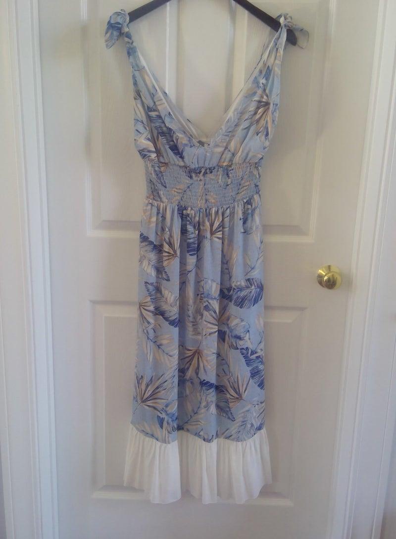 Floral Long Dress *Final Sale*