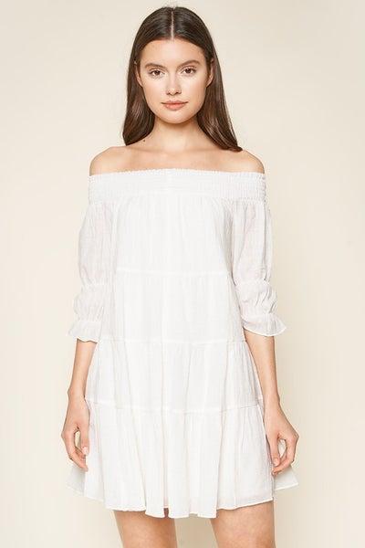 Aveda Mini Dress