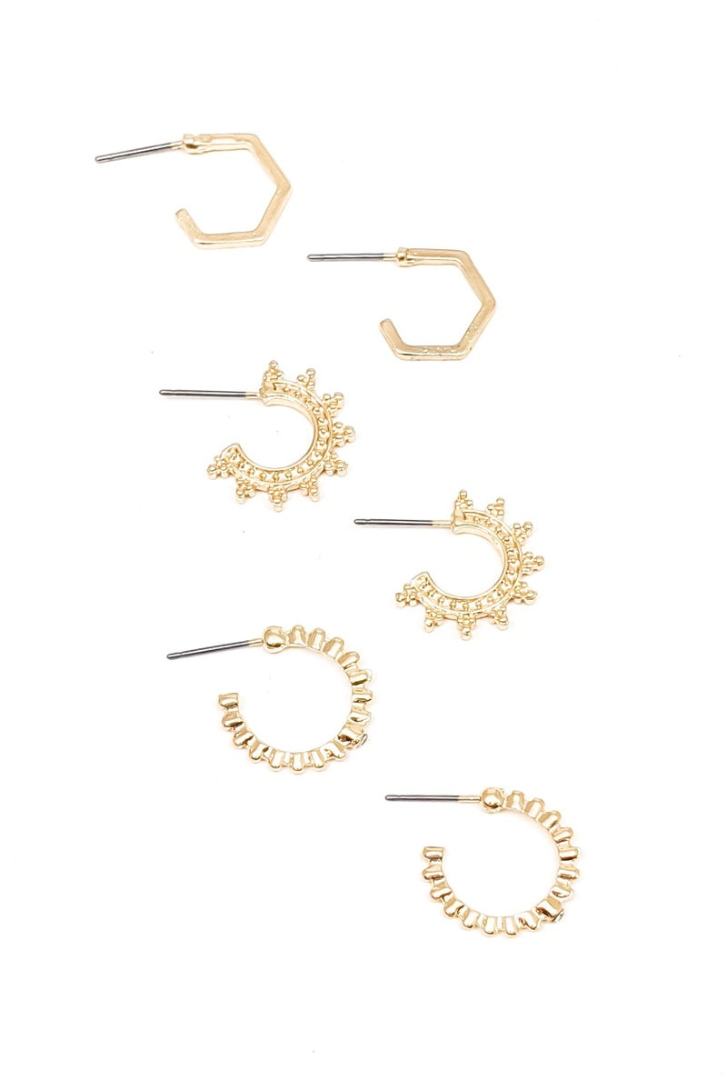 Yvonne Earring Set