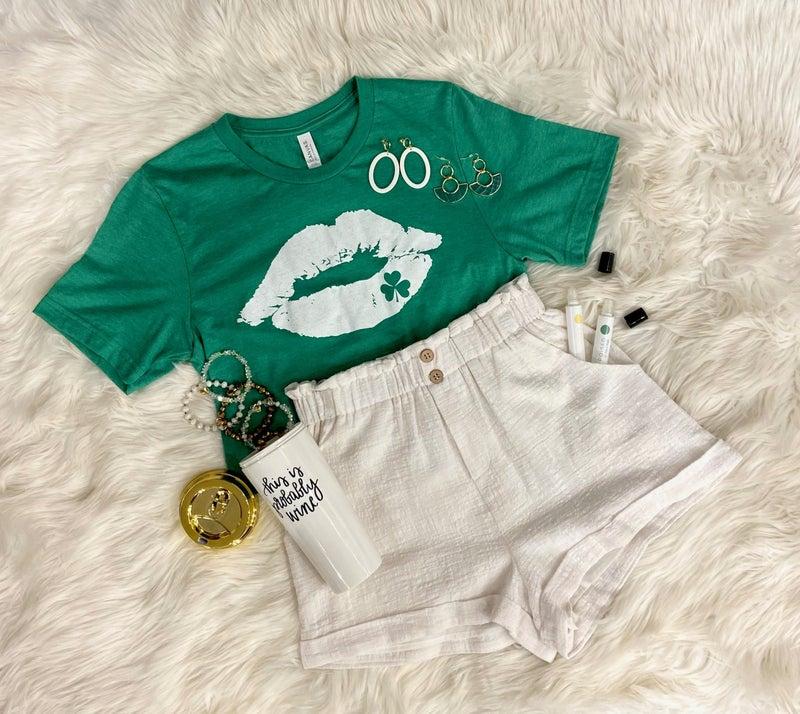 Irish Kiss T-shirt *Final Sale*