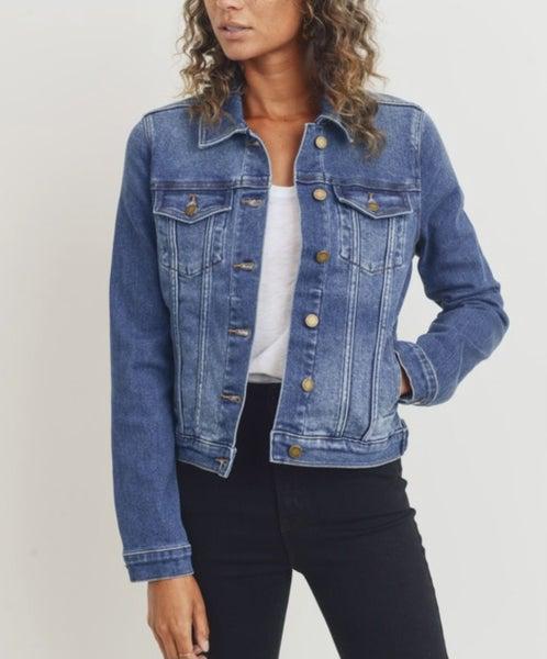 The Classic Denim Jacket