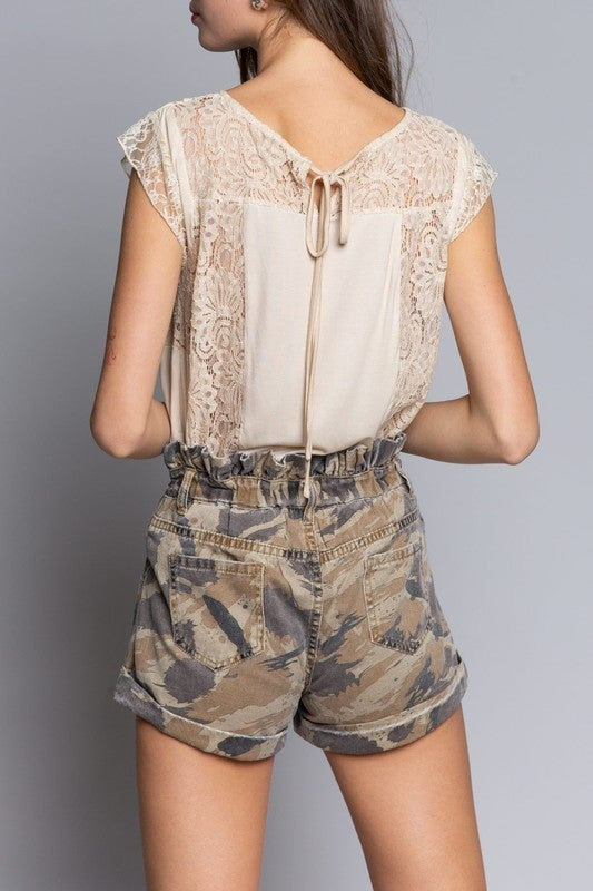 Camo Shorts *Final Sale*