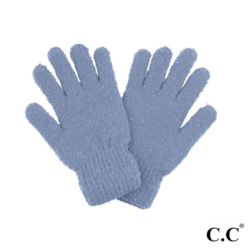 Boucle  Lined Smart Touch Gloves